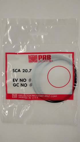 "SCA20.7 Square Belt 20.7"" IC, .046"" CS, .046"" Wall Thickness"