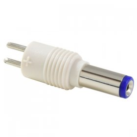 2.1/5.5mm Straight Tip Adapter For Universal Power Supply