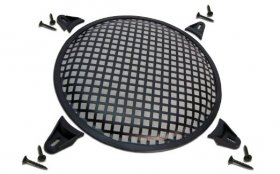 "10"" Waffle Grille Kit (2) Grilles/Mounting Kit"