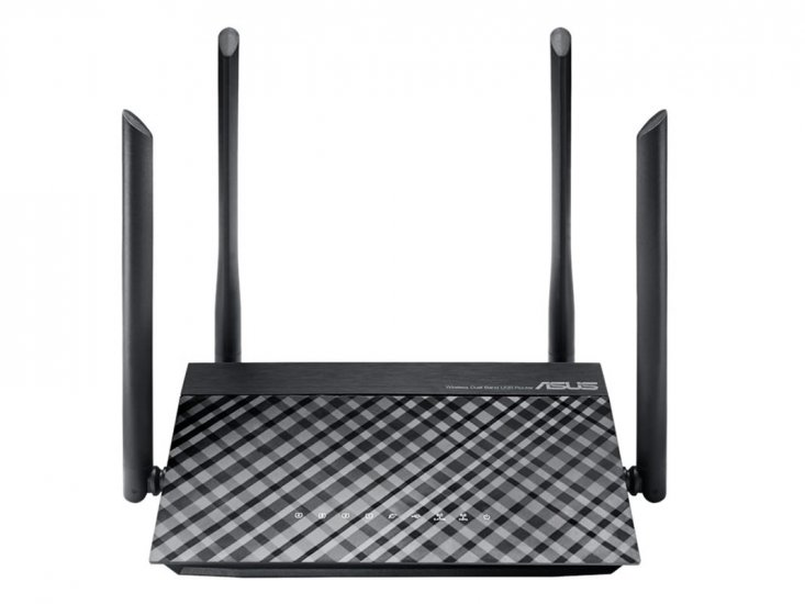 ASUS RT-N600 Dual-band 2x2 N600 Wifi 4-port Gigabit Router