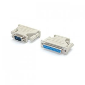 DB9 to DB25 Serial Adapter - M/F