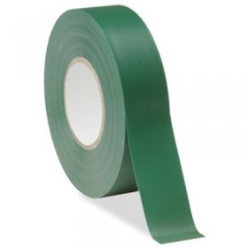 "Green Electrical Tape 3/4"" x 66Ft 7Mil"