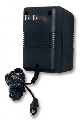 120VAC to 13VAC 0.8A (800mA) AC/AC Adapter Size M 5.5/2.1mm