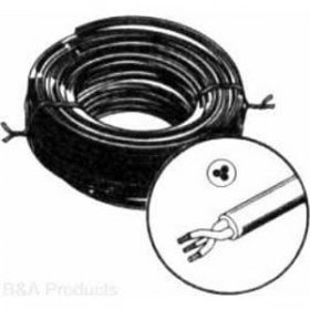 100Ft 3-Conductor Rotator Wire 22Awg