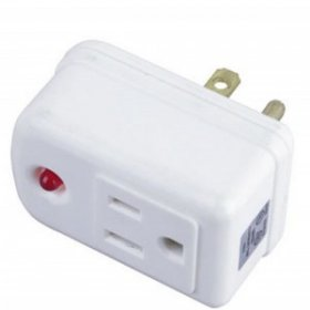 Single Outlet Surge Suppressor (270 Joules)