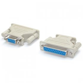 DB9 to DB25 Serial Cable Adapter - F/F