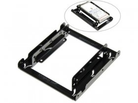 "2.5"" SSD & SATA Hard Drive to Desktop 3.5"" Bay Bracket"
