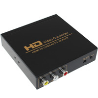 HDMI to Composite A/V Converter Box