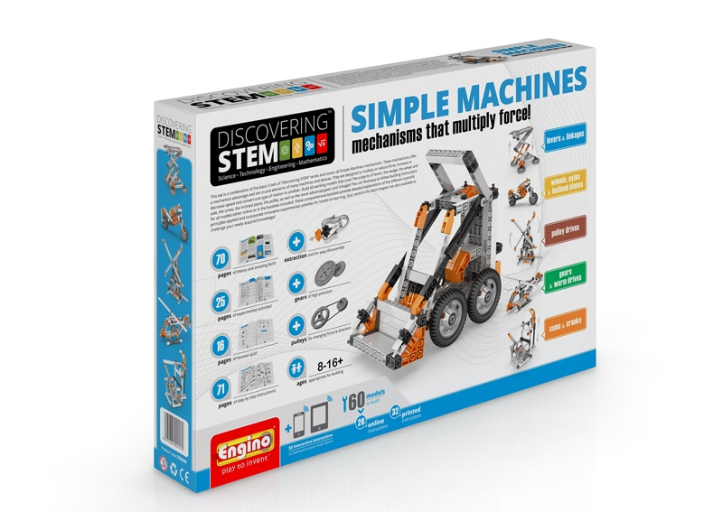 Discovering STEM: Simple Machines