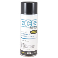 ECG RX401 Electronics Contact Cleaner/Degreaser/Wash (16oz)