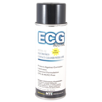ECG RX500 Electronics Contact Cleaner With Lube (10oz)