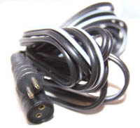 Adaptaplug Female Jack to Adaptaplug Male Plug 6' Lead 20Awg