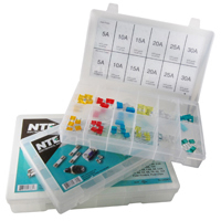 Blade (ATC) Fuse Kit 12ea 3,5,7.5,10,15,20,25,30A 96Pieces