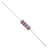 0.82 Ohm 2 Watt Metal Oxide Film Resistor (2Pk) 5% Tolerance