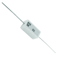 5.6 Ohm 5 Watt Power Wirewound Resistor (2Pk) 5% Tolerance