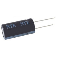 1,000uf 16V 105°C Radial Lead Electrolytic Capacitor