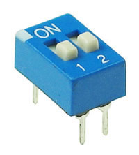 2-Posistion Dip Switch