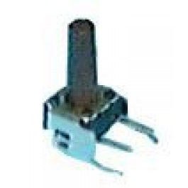 SPST Micro Tactile Switch (On)-Off 4-Pin 90° 6x6x12mm