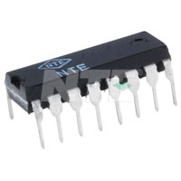 NTE1184 IC, Audio Preamp for Tape Recorders, 16-Lead DIP