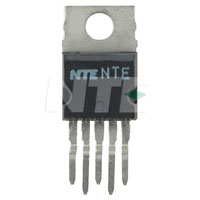 NTE1288 IC Audio Power Amplifier 10W for Car Radio 5-Lead TO-220