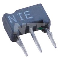 NTE13 T-NPN, Si, High Gain, Low Voltage Output Amp