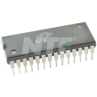 NTE1428 IC, Cylinder Servo Control Circuit for VCR, 28-Lead DIP