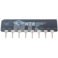 NTE1459 IC, Low Noise, Equalizer Amp, 8-Lead SIP