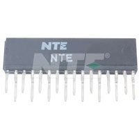 NTE1461 IC, Stereo Demodulator w/Phase Lock Loop, 16-Lead SIP