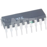 NTE1558 IC, Switchless Rec/PlayBack Amp for VCR, 18-Lead DIP