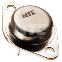 NTE244 T-PNP, Si, Darlington Power Amp (Compl to NTE243)