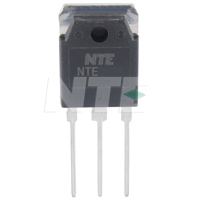 NTE392 T-NPN, Si, Power Amp, High Speed Switch (Compl to NTE393)