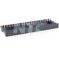 NTE435P42 Socket for 42-Pin DIP Package
