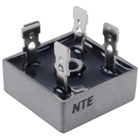 NTE5322 Silicon Bridge Rectifier 200V 25A