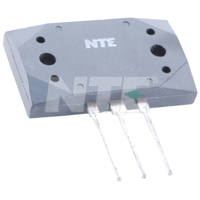 NTE58 T-NPN, Si, High power Audio Output (Compl to NTE59)