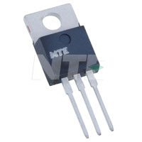 NTE630 Si Rectifier, Dual, Fast Recovery, 600V 16A, 250NS TO-220