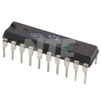 NTE880 IC, TV Color Processor, 20-Lead DIP