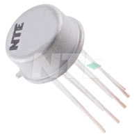 NTE949 IC, Dual Audio Operational Amplifier/Preamp, 8-Lead Can