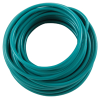10Ft 6Awg Green Stranded Automotive Hook Up Wire