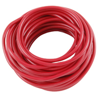 10Ft 8Awg Red Stranded Automotive Hook Up Wire