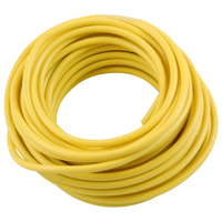 10Ft 8Awg Yellow Stranded Automotive Hook Up Wire