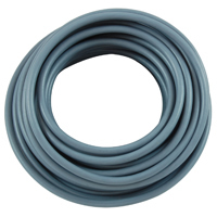 10Ft 10Awg Gray Stranded Automotive Hook Up Wire