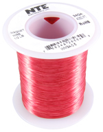 24Awg 404Ft 1/2 lb Spool Enamel Coated Magnet Wire